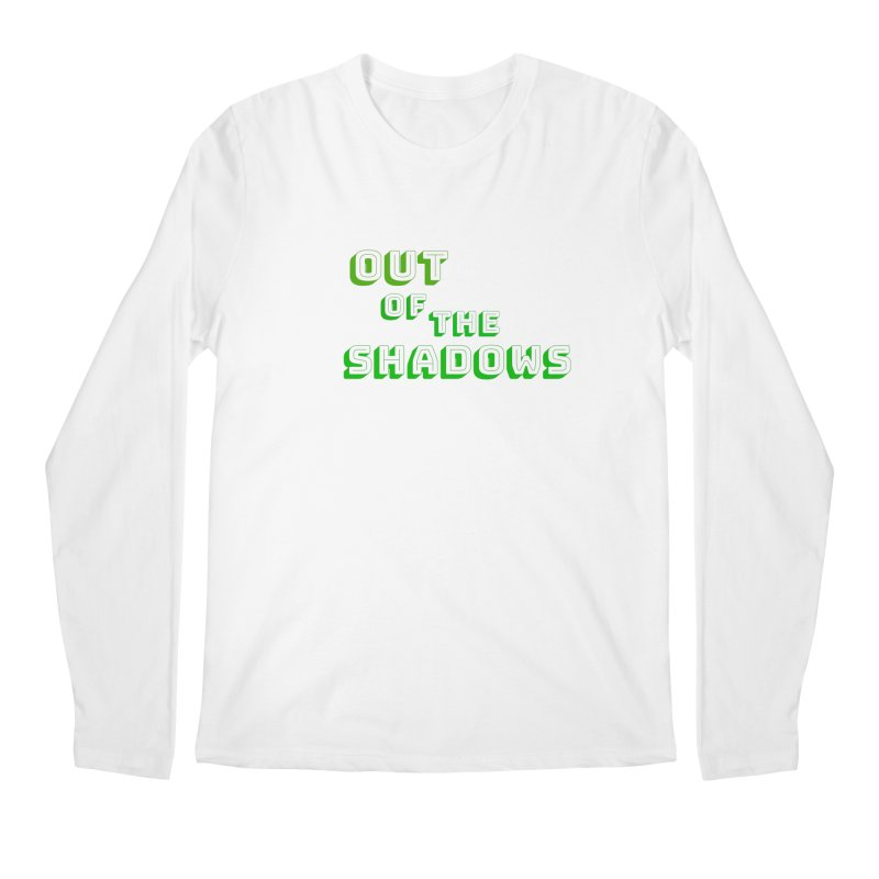 Simple Title Men's Regular Longsleeve T-Shirt by Out of the Shadows's Store
