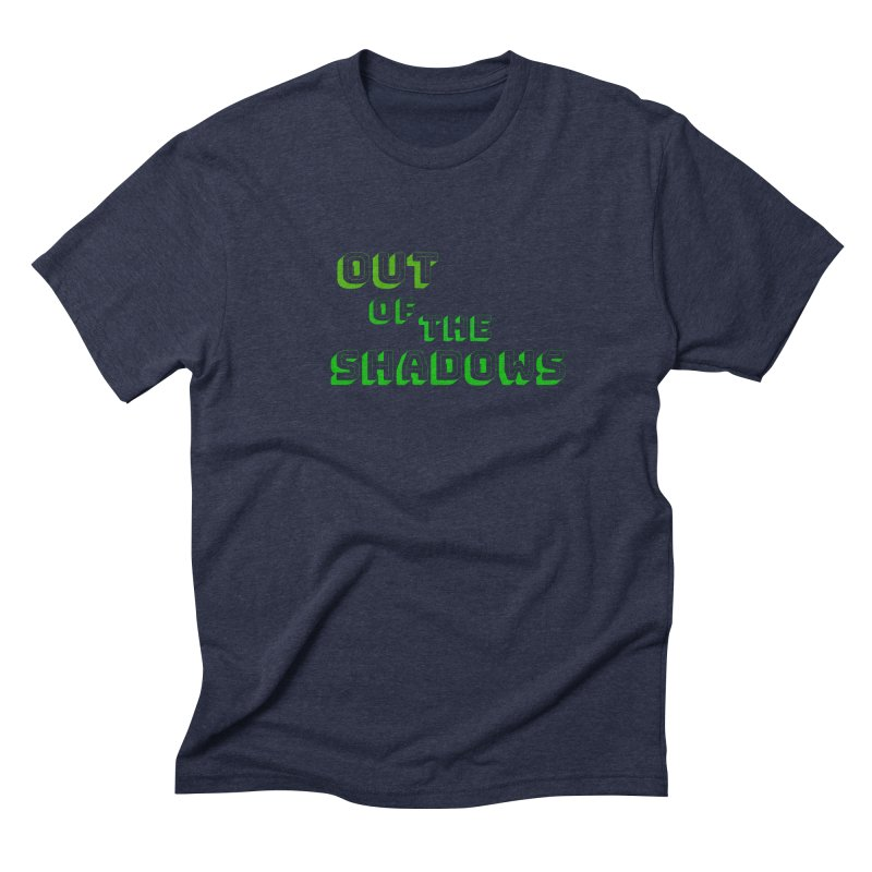 Simple Title Men's Triblend T-Shirt by Out of the Shadows's Store