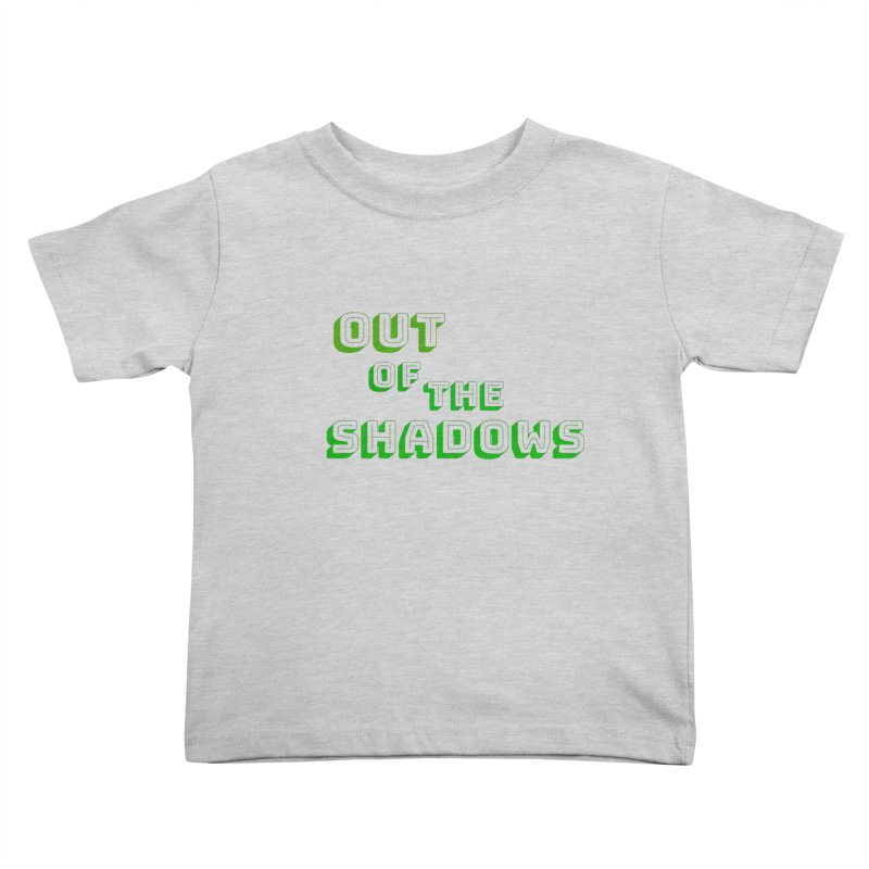 Simple Title Kids Toddler T-Shirt by Out of the Shadows's Store