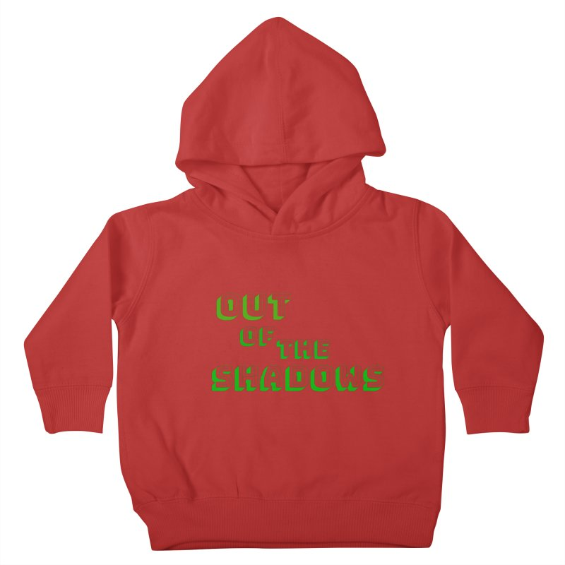 Simple Title Kids Toddler Pullover Hoody by Out of the Shadows's Store