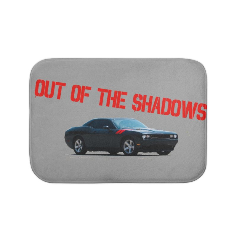 Shadows Challenger Home Bath Mat by Out of the Shadows's Store