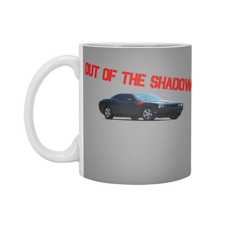Shadows Challenger Accessories Standard Mug by Out of the Shadows's Store