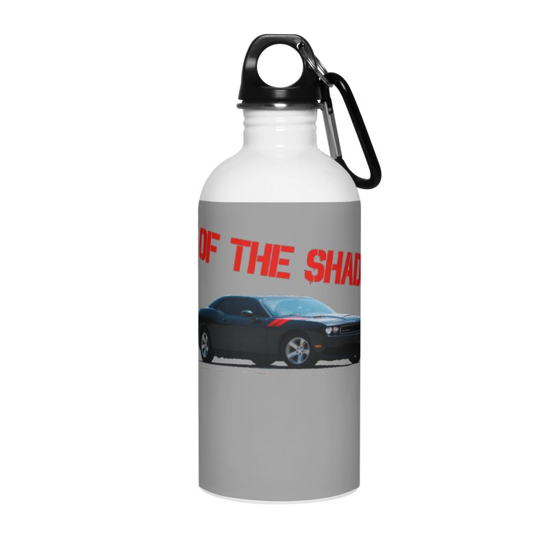 Shadows Challenger Accessories Water Bottle by Out of the Shadows's Store