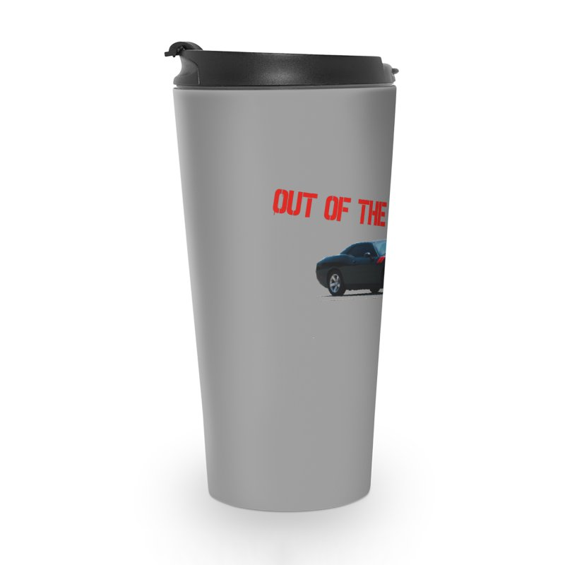 Shadows Challenger Accessories Travel Mug by Out of the Shadows's Store