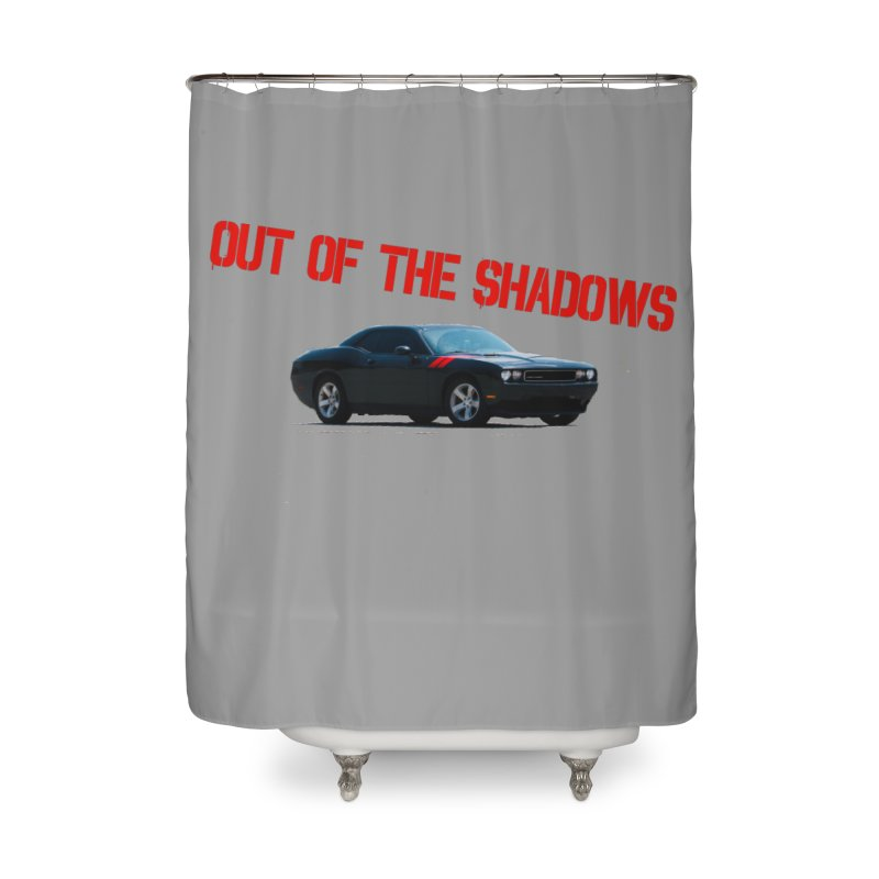 Shadows Challenger Home Shower Curtain by Out of the Shadows's Store