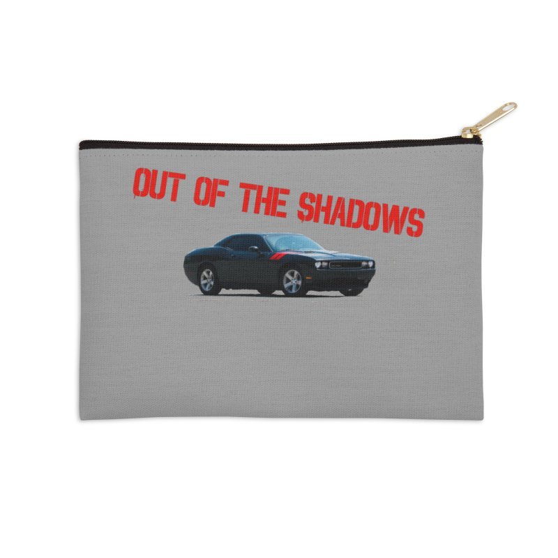 Shadows Challenger Accessories Zip Pouch by Out of the Shadows's Store