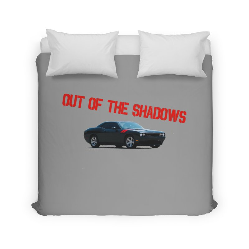 Shadows Challenger Home Duvet by Out of the Shadows's Store