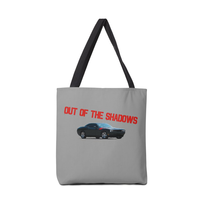 Shadows Challenger Accessories Tote Bag Bag by Out of the Shadows's Store
