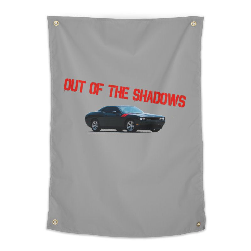 Shadows Challenger Home Tapestry by Out of the Shadows's Store