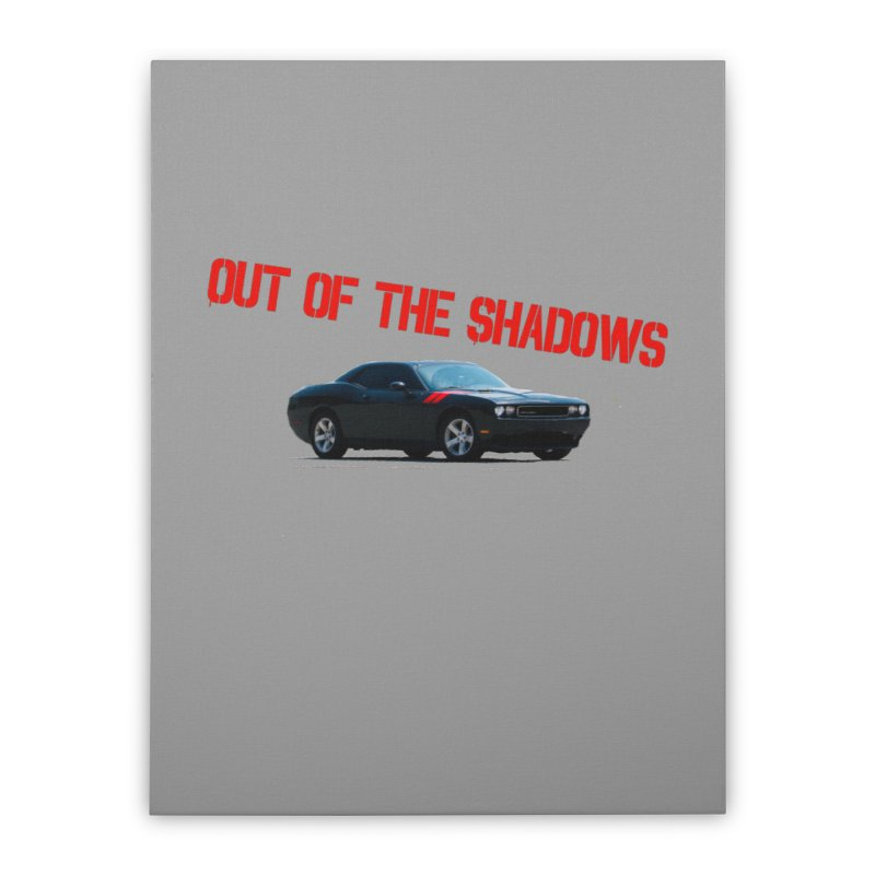 Shadows Challenger Home Stretched Canvas by Out of the Shadows's Store