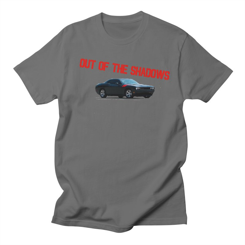 Shadows Challenger Men's T-Shirt by Out of the Shadows's Store