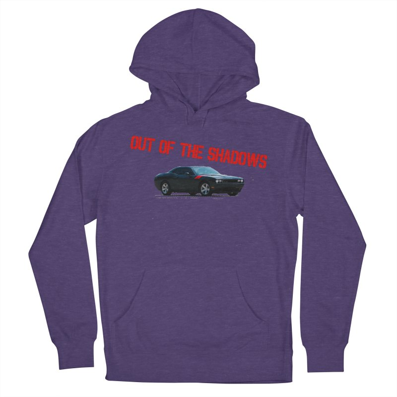 Shadows Challenger Men's French Terry Pullover Hoody by Out of the Shadows's Store