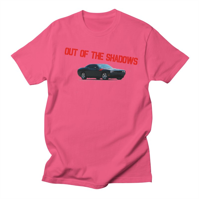 Shadows Challenger Women's Regular Unisex T-Shirt by Out of the Shadows's Store