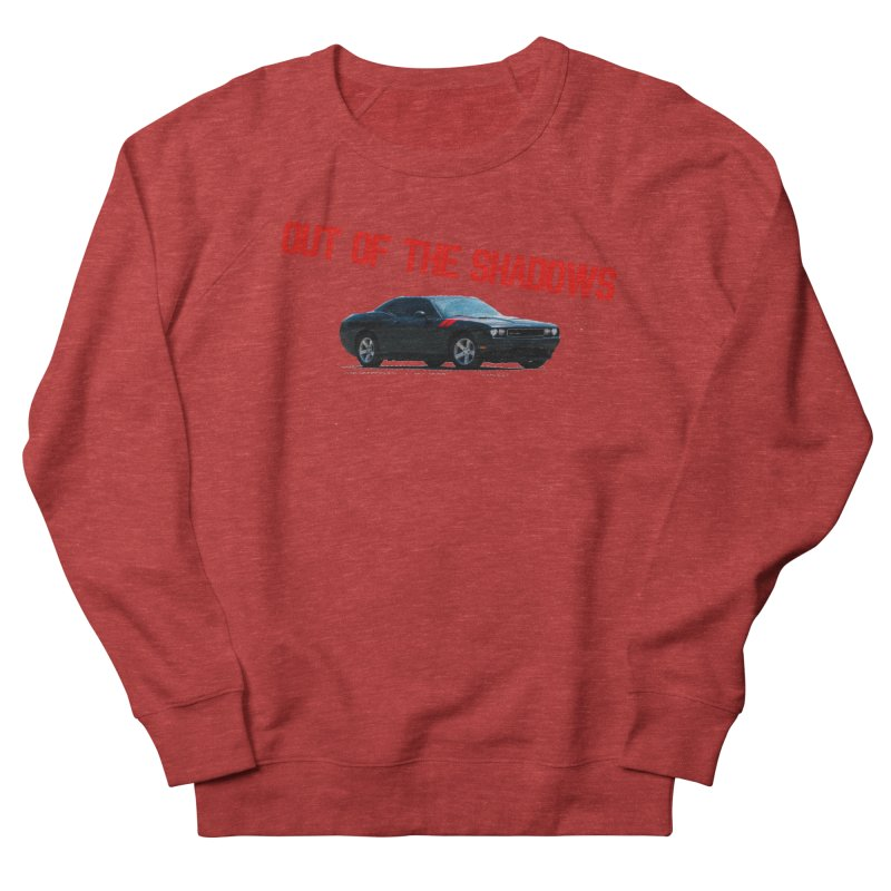 Shadows Challenger Women's French Terry Sweatshirt by Out of the Shadows's Store