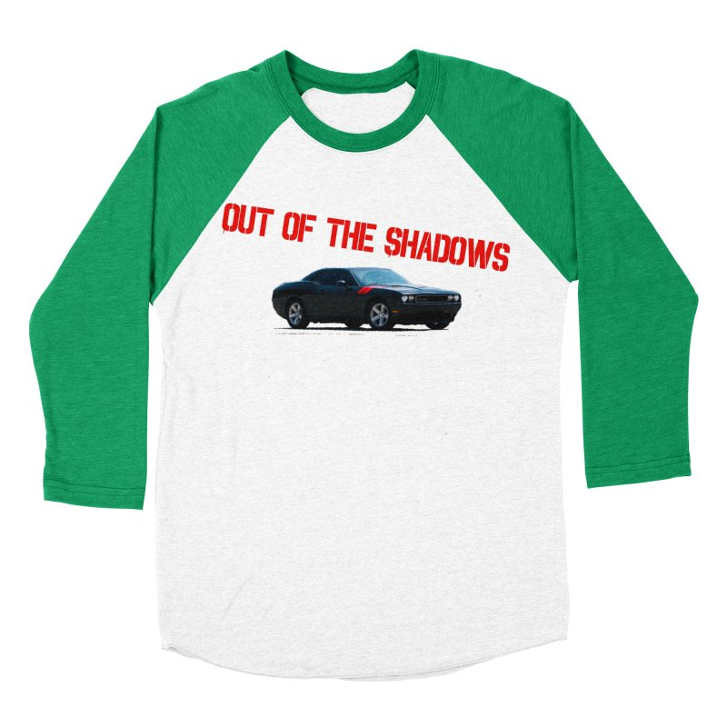 Shadows Challenger Women's Baseball Triblend Longsleeve T-Shirt by Out of the Shadows's Store