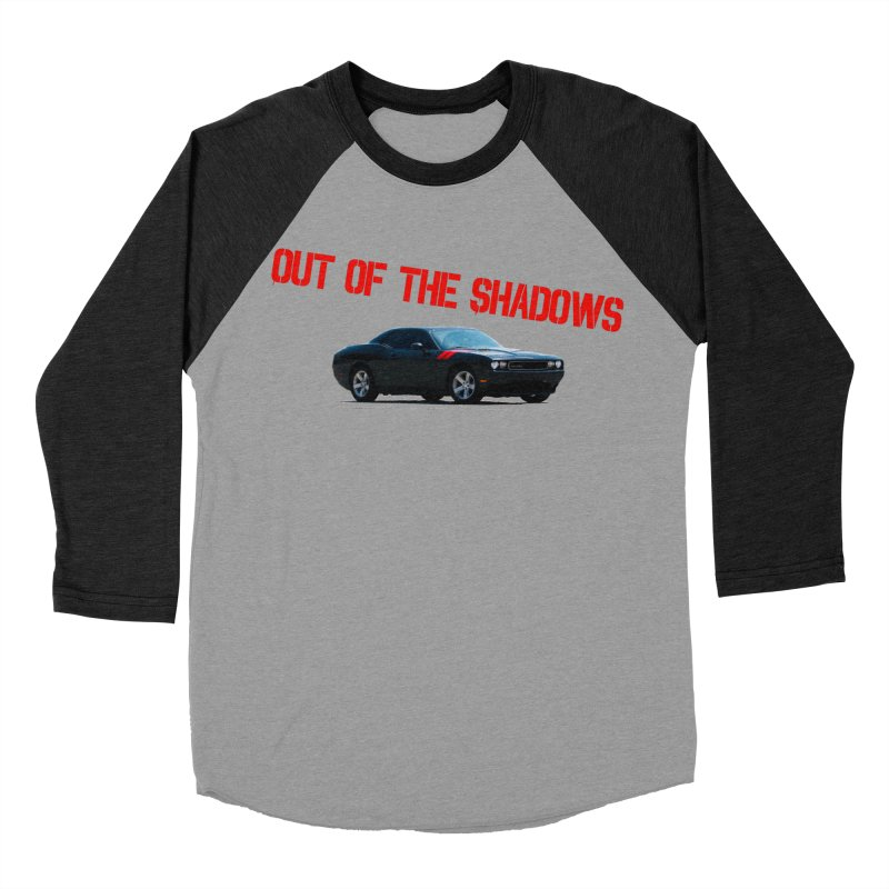 Shadows Challenger Men's Baseball Triblend Longsleeve T-Shirt by Out of the Shadows's Store