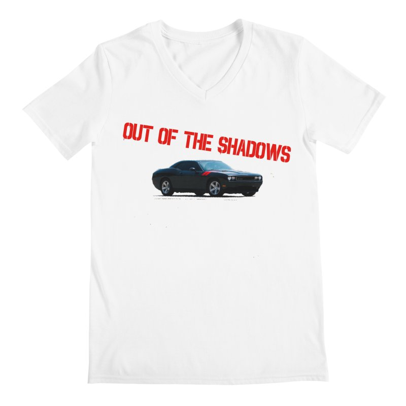 Shadows Challenger Men's Regular V-Neck by Out of the Shadows's Store