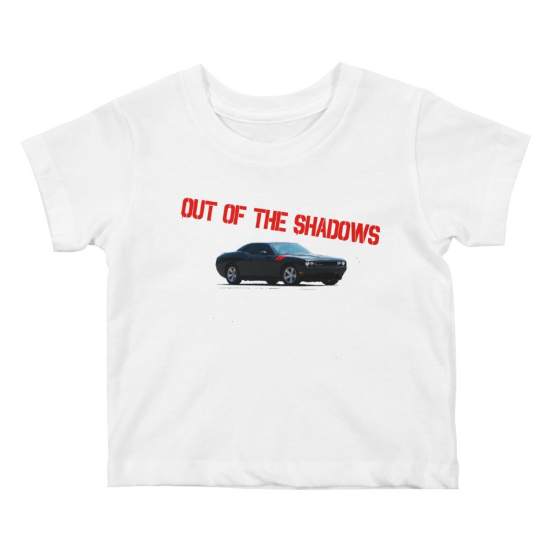 Shadows Challenger Kids Baby T-Shirt by Out of the Shadows's Store