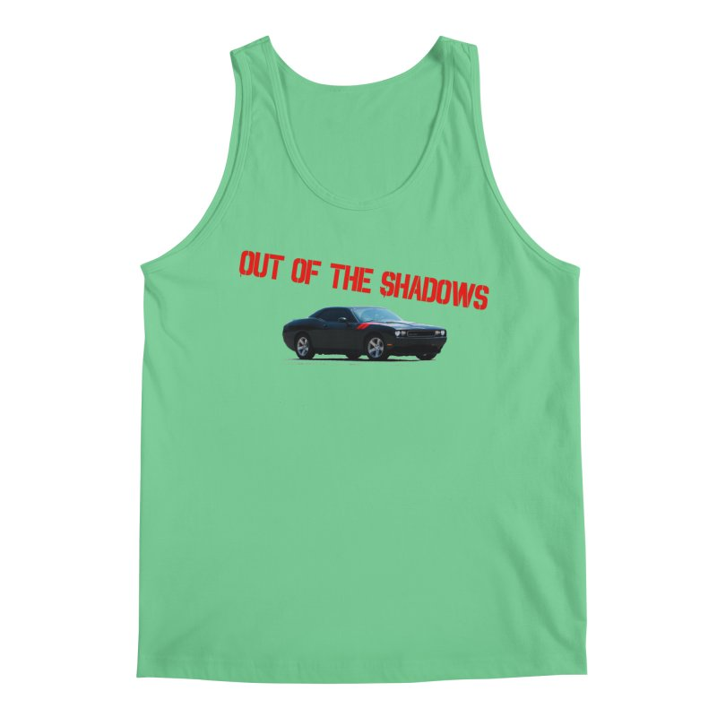 Shadows Challenger Men's Regular Tank by Out of the Shadows's Store
