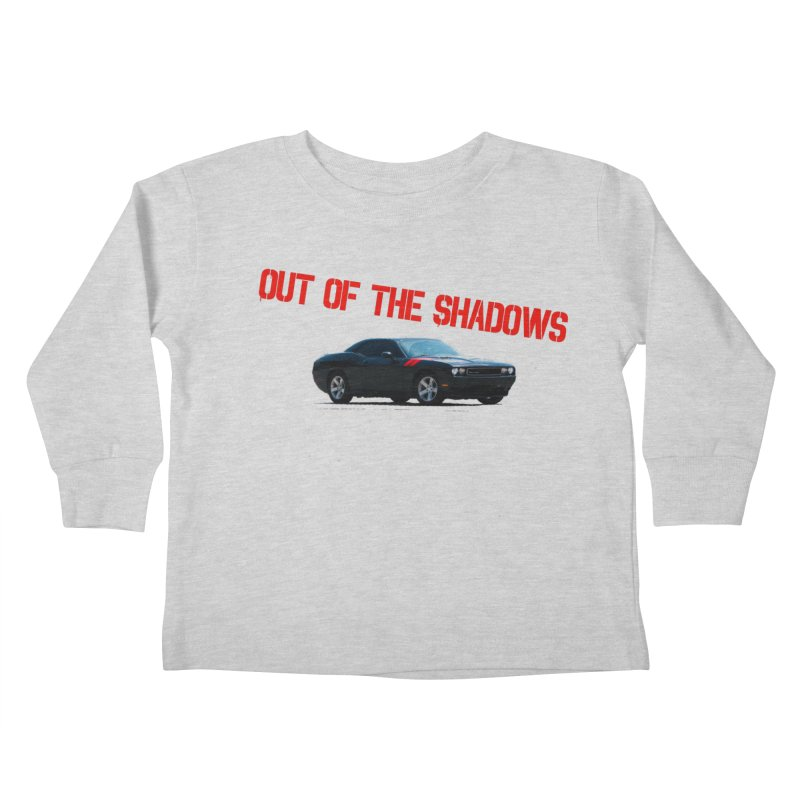 Shadows Challenger Kids Toddler Longsleeve T-Shirt by Out of the Shadows's Store