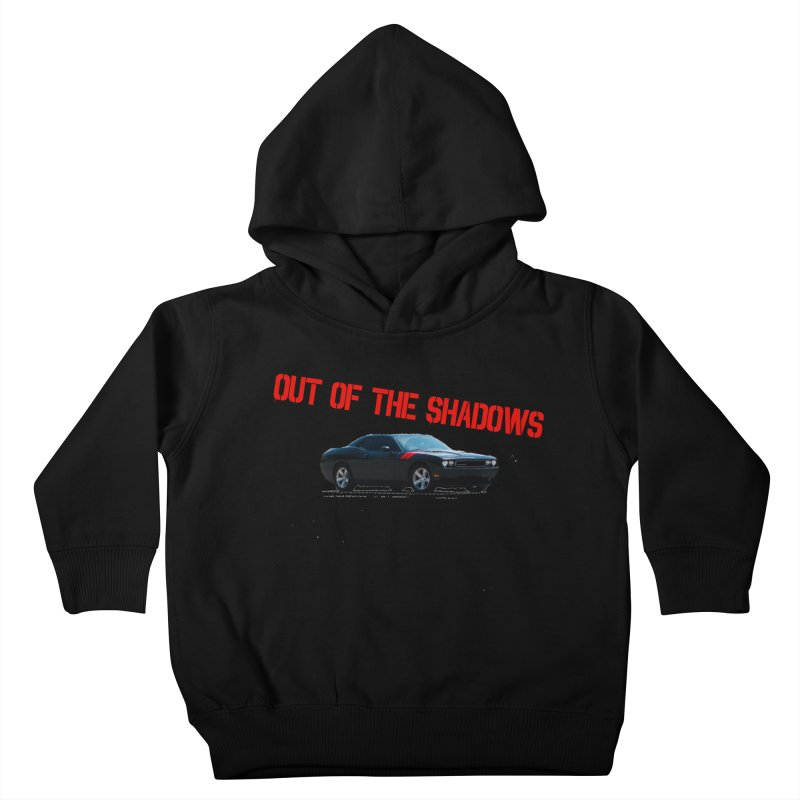 Shadows Challenger Kids Toddler Pullover Hoody by Out of the Shadows's Store