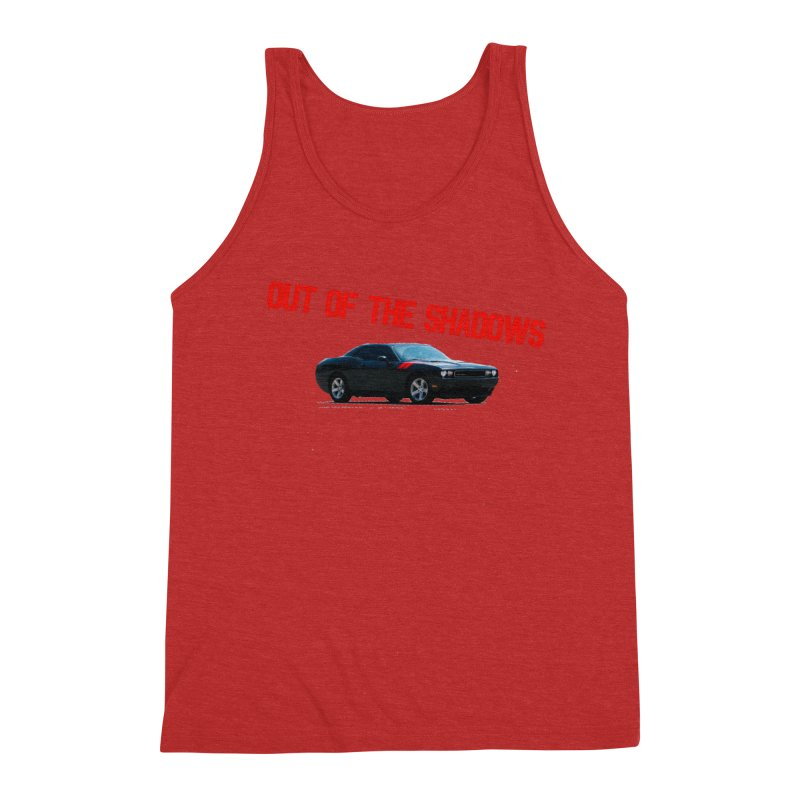 Shadows Challenger Men's Triblend Tank by Out of the Shadows's Store