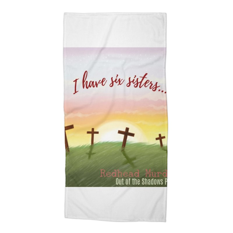Redhead Murders Accessories Beach Towel by Out of the Shadows's Store