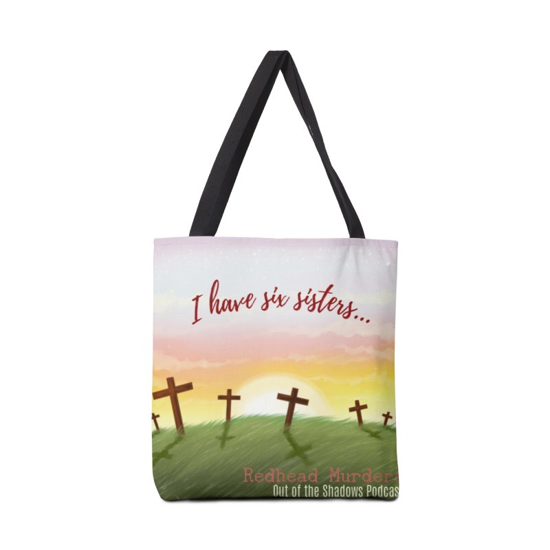 Redhead Murders Accessories Tote Bag Bag by Out of the Shadows's Store