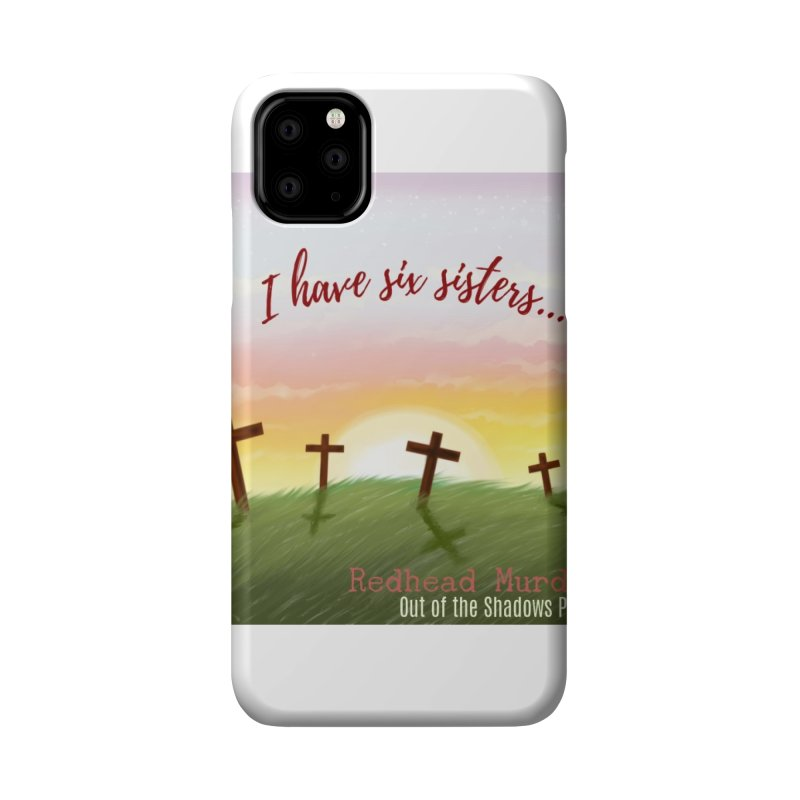 Redhead Murders Accessories Phone Case by Out of the Shadows's Store