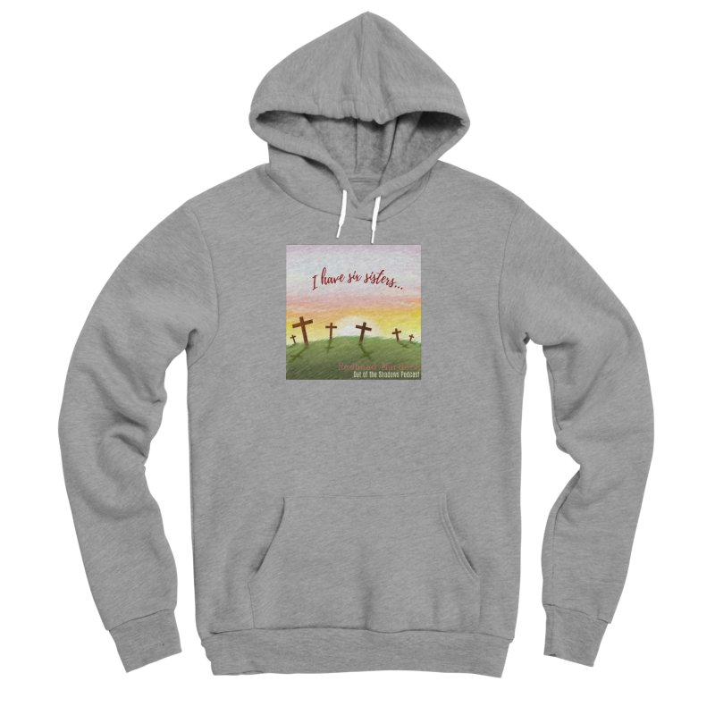 Redhead Murders Men's Sponge Fleece Pullover Hoody by Out of the Shadows's Store