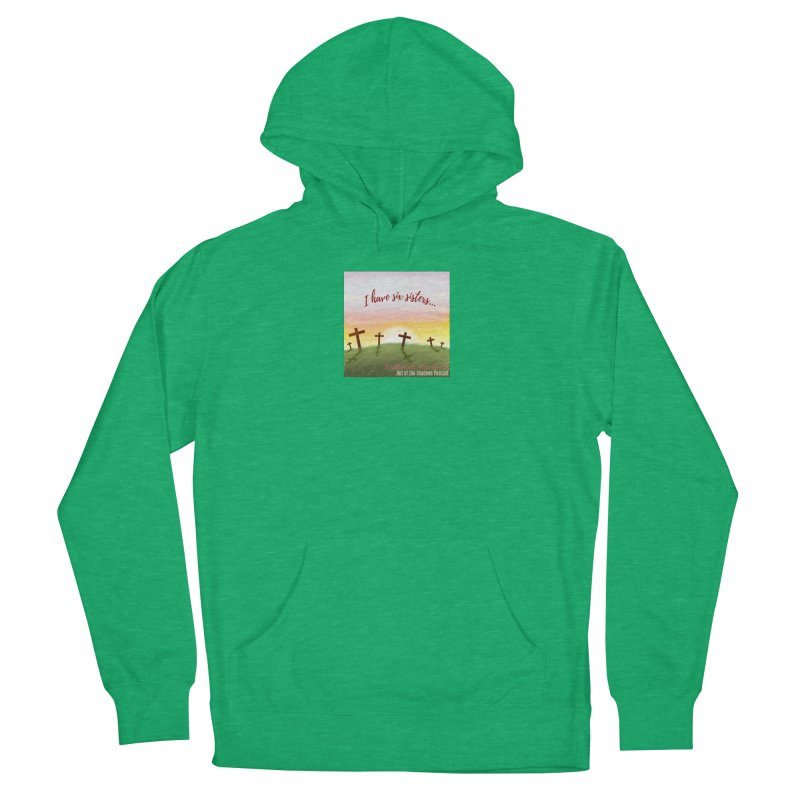 Redhead Murders Men's French Terry Pullover Hoody by Out of the Shadows's Store