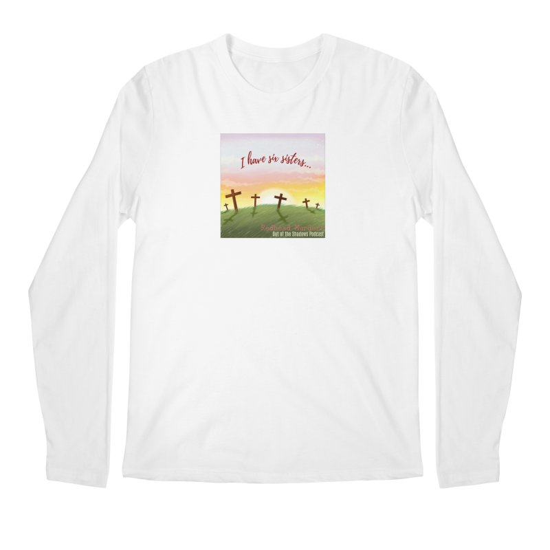 Redhead Murders Men's Regular Longsleeve T-Shirt by Out of the Shadows's Store