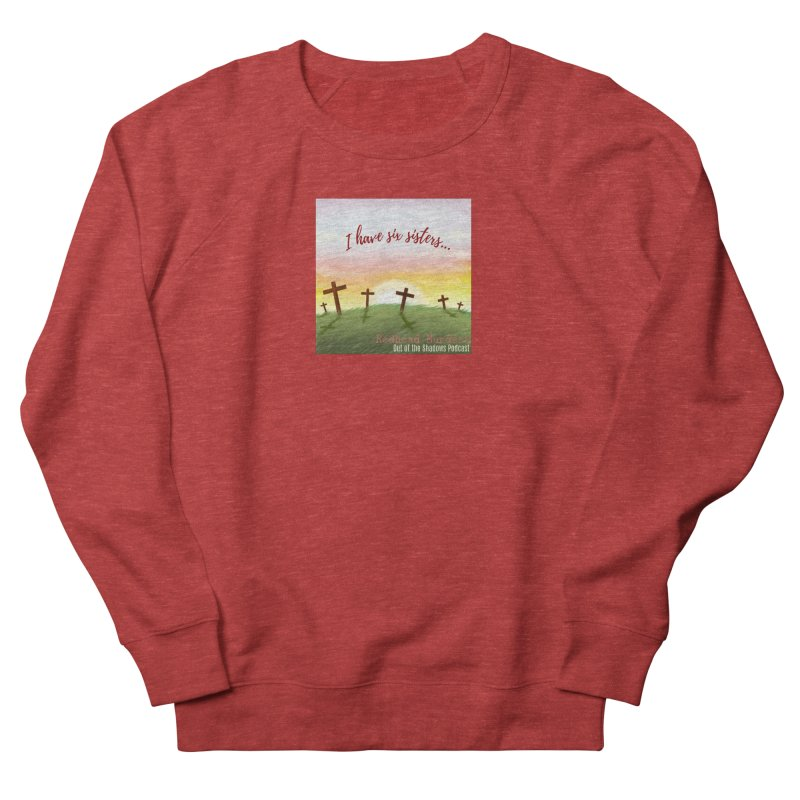 Redhead Murders Men's French Terry Sweatshirt by Out of the Shadows's Store