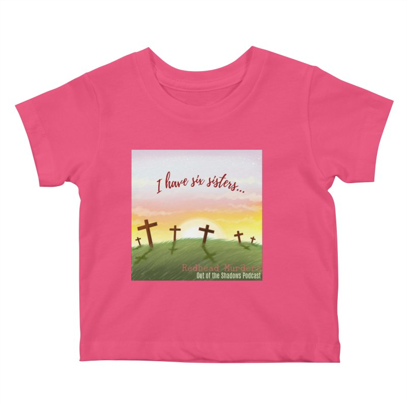 Redhead Murders Kids Baby T-Shirt by Out of the Shadows's Store
