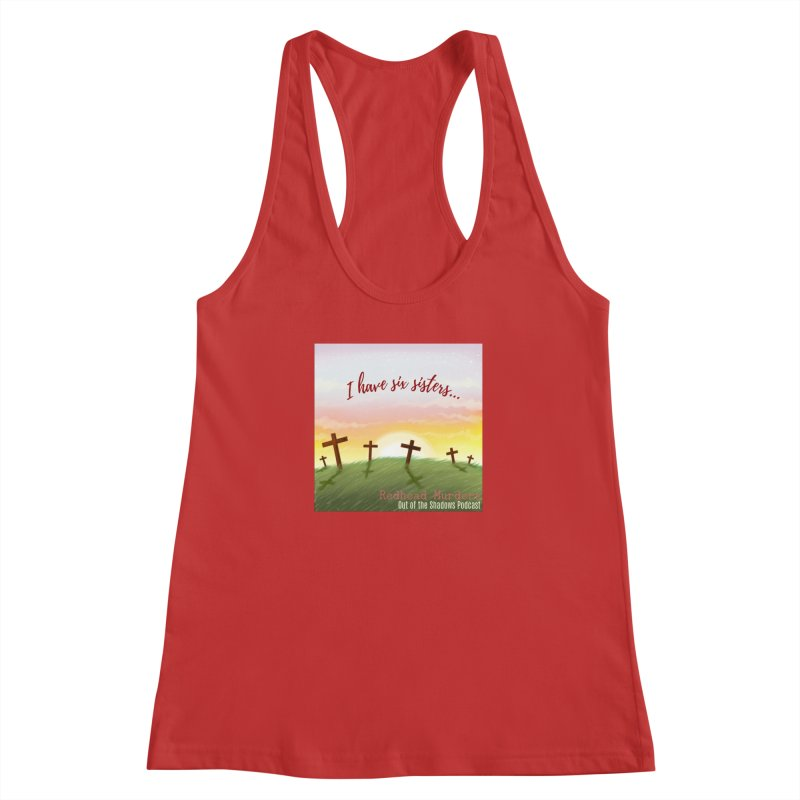 Redhead Murders Women's Racerback Tank by Out of the Shadows's Store