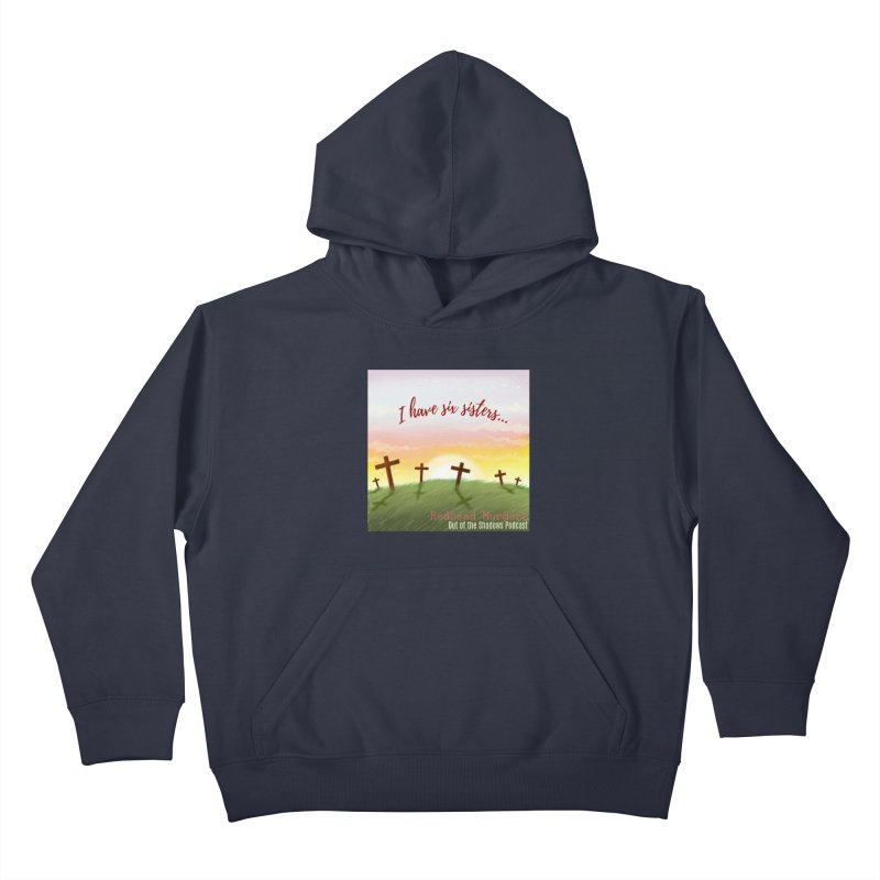 Redhead Murders Kids Pullover Hoody by Out of the Shadows's Store