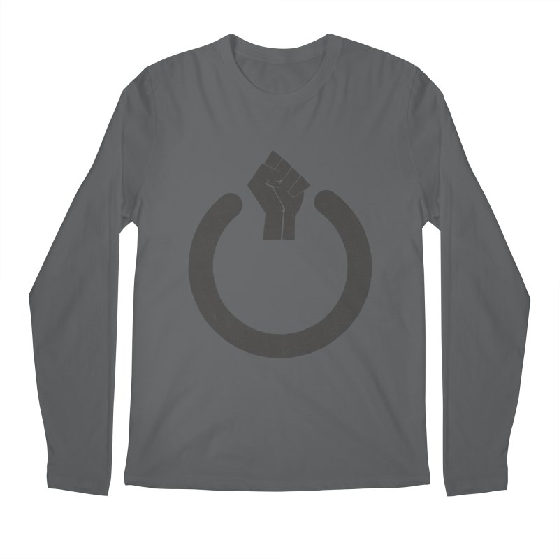 Fight the Power! Men's Longsleeve T-Shirt by shadyjibes's Shop