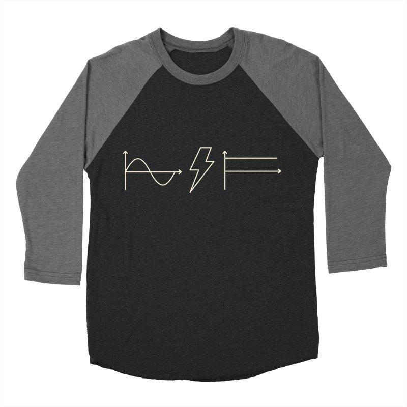 AC/DC Women's Baseball Triblend T-Shirt by shadyjibes's Shop