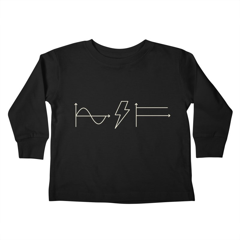 AC/DC Kids Toddler Longsleeve T-Shirt by shadyjibes's Shop