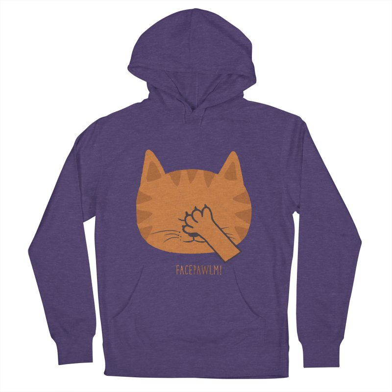 Facepawlm Women's Pullover Hoody by shadyjibes's Shop