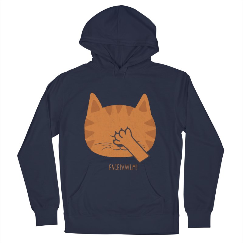 Facepawlm Men's Pullover Hoody by shadyjibes's Shop
