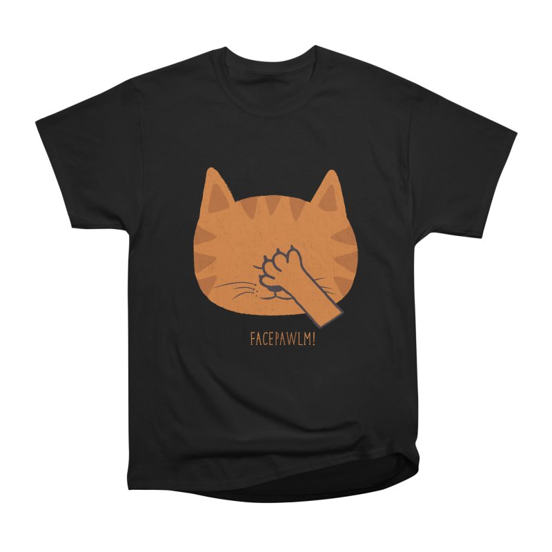 Facepawlm Women's Classic Unisex T-Shirt by shadyjibes's Shop