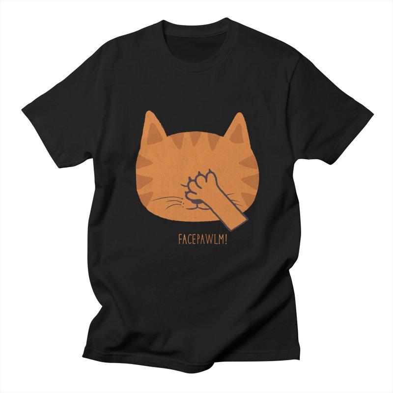Facepawlm Men's T-shirt by shadyjibes's Shop