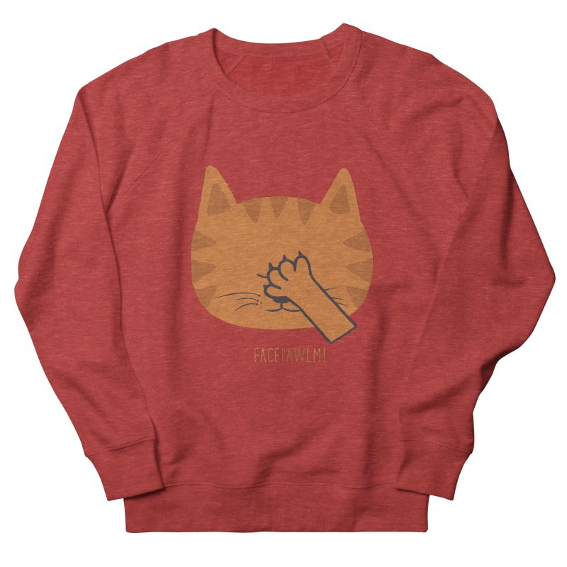 Facepawlm Women's Sweatshirt by shadyjibes's Shop