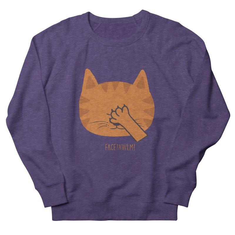 Facepawlm Men's Sweatshirt by shadyjibes's Shop