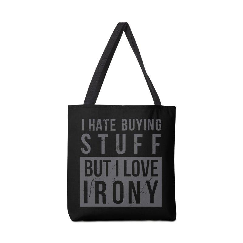 Ironic Accessories Bag by shadyjibes's Shop