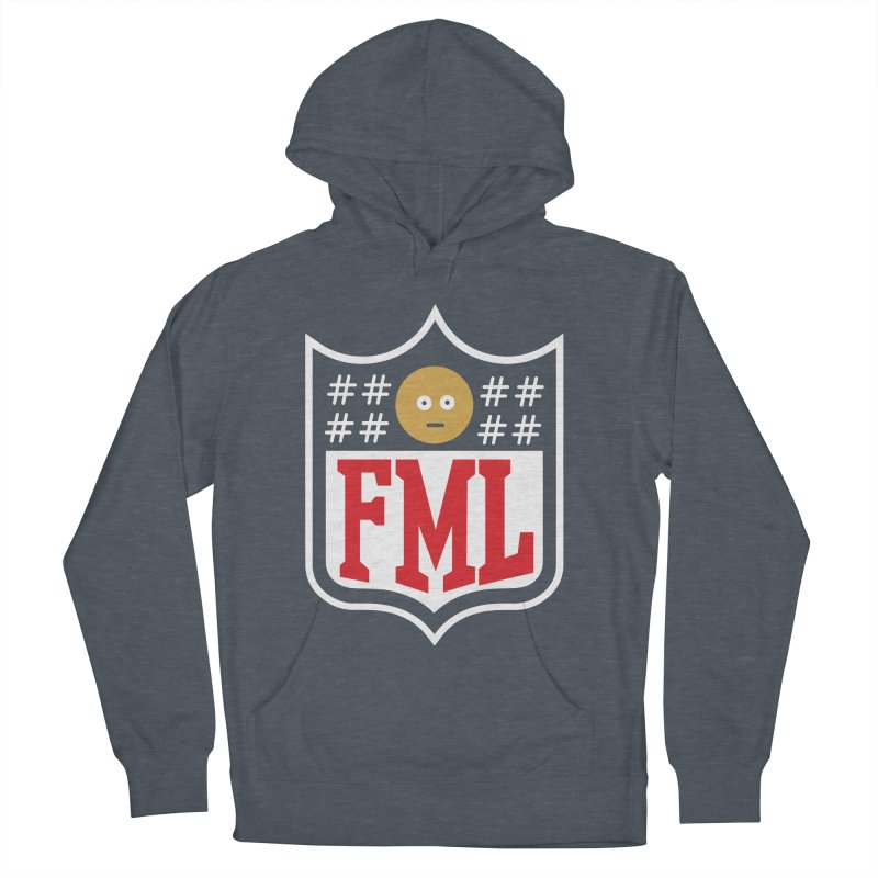 In my League Women's Pullover Hoody by shadyjibes's Shop