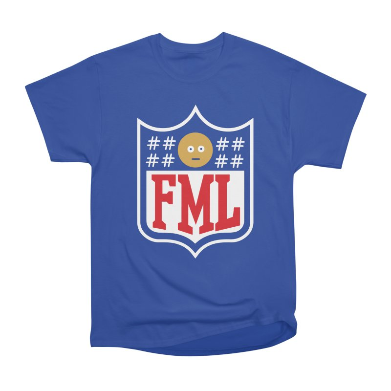 In my League Men's Classic T-Shirt by shadyjibes's Shop
