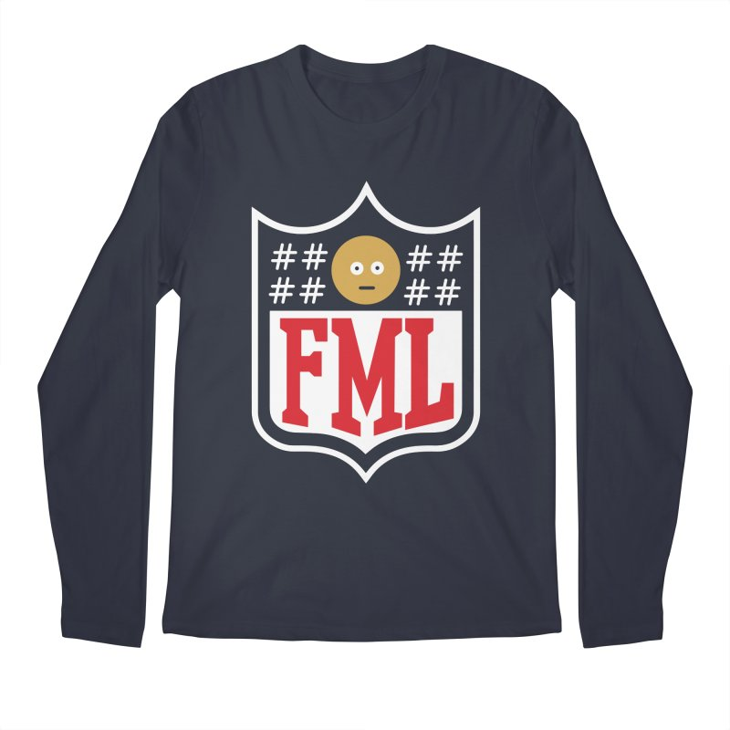 In my League Men's Longsleeve T-Shirt by shadyjibes's Shop