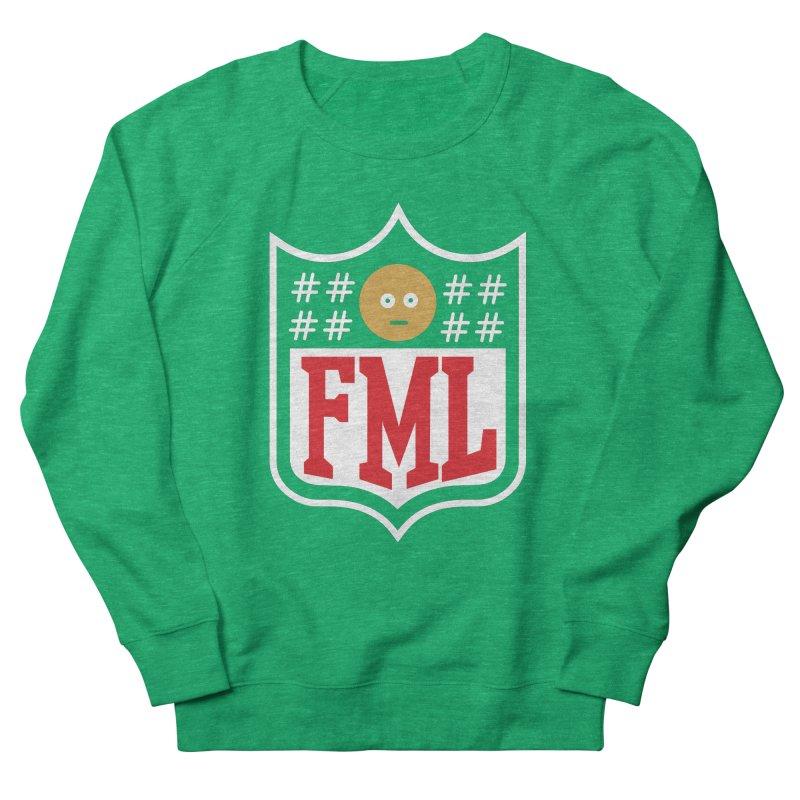 In my League Men's Sweatshirt by shadyjibes's Shop